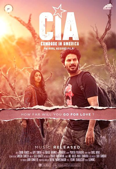 Comrade In America -CIA Malayalam Movie | Cast and crew