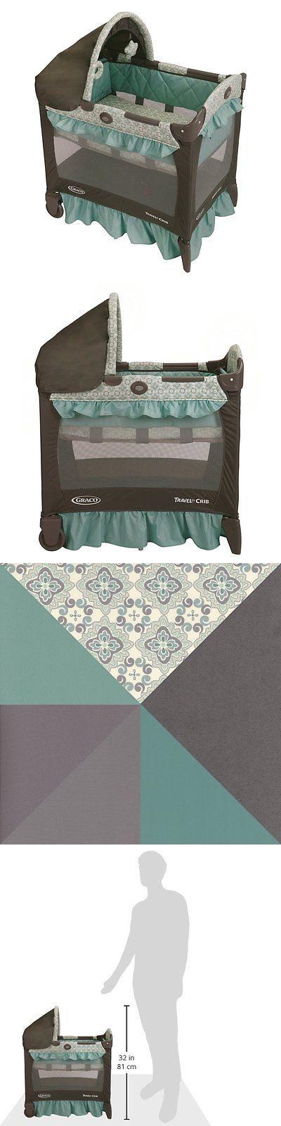 Baby Nursery: Travel Infant Baby Bassinet Bed Nursery Furniture Portable Comfort Newborn -Crib -> BUY IT NOW ONLY: $101.77 on eBay!