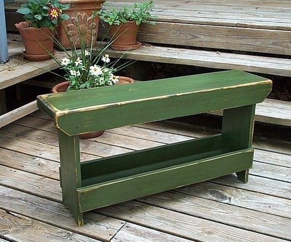 Boot Bench With Storage Bin Perfect For Narrow Small Spaces