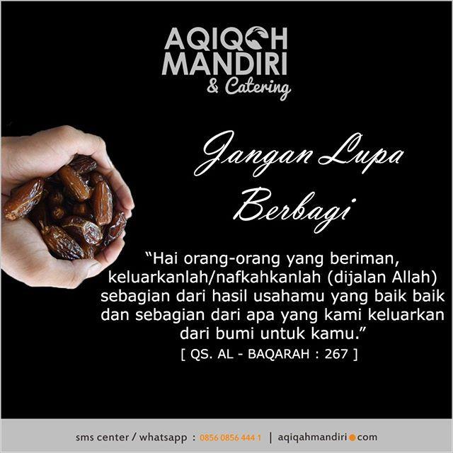 Perbanyak Sedekah Di Bulan Ramadhan Setiap Amal Manusia Akan