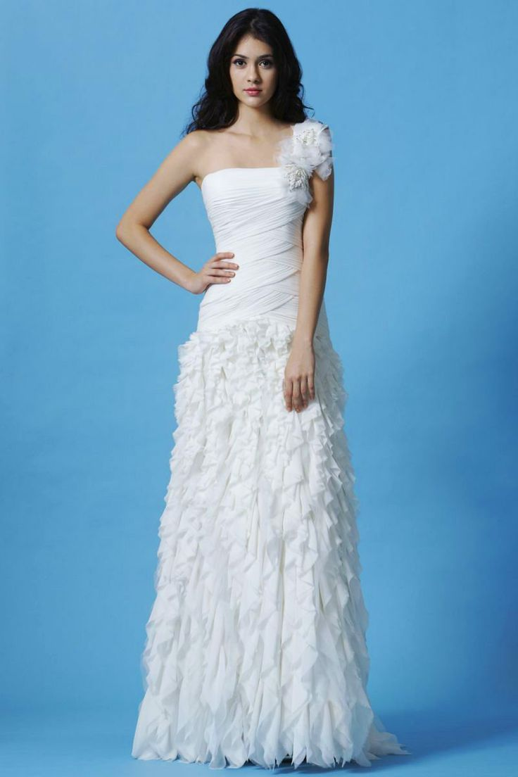Dorable Summer Wedding Gown Picture Collection - All Wedding Dresses ...