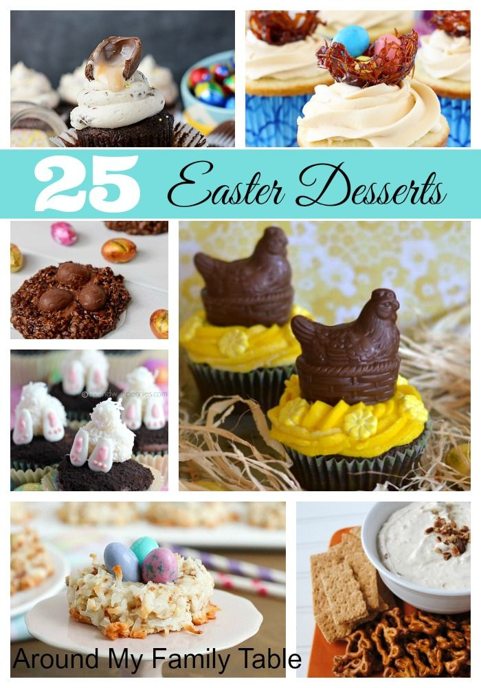 These 25 beautiful Easter desserts are sure to inspire you to make something del…  – RH Contributors