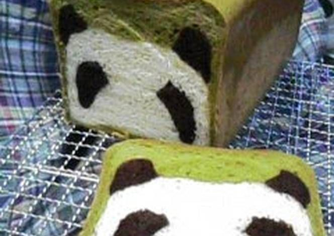 Pain de Panda Recipe -  Yummy this dish is very delicous. Let's make Pain de Panda in your home!