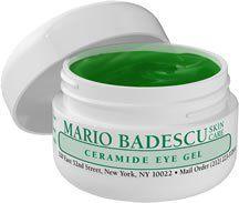 Ceramide Eye Gel from Mario Badescu Skin Care via mariobadescu.com