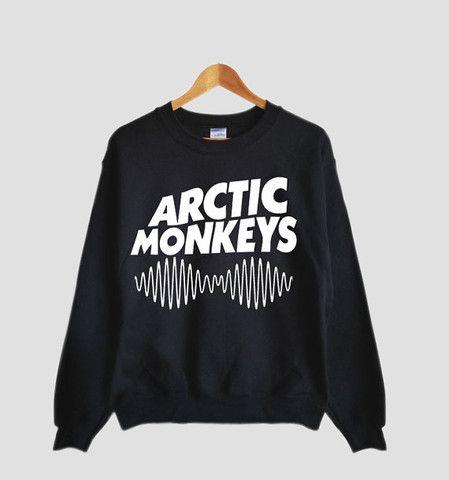 Arctic Monkeys Unisex Sweatshirt