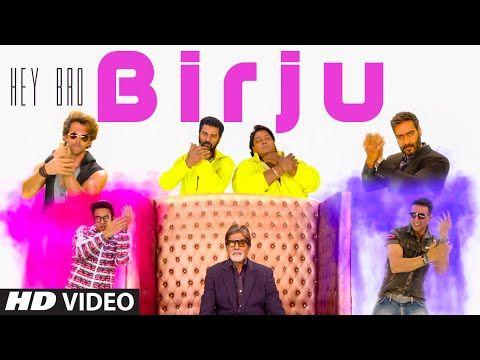 'Birju' Video Song | Mika Singh, Udit Narayan | Ganesh Acharya, Prem Chopra | T-Series - YouTube