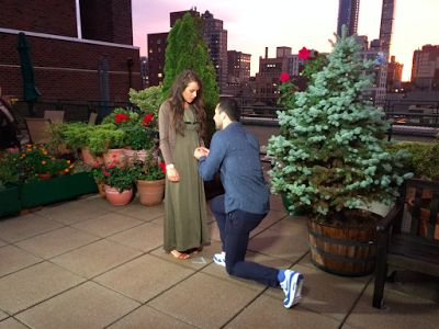 Jeremy Vuolo and Jinger Duggar engagement