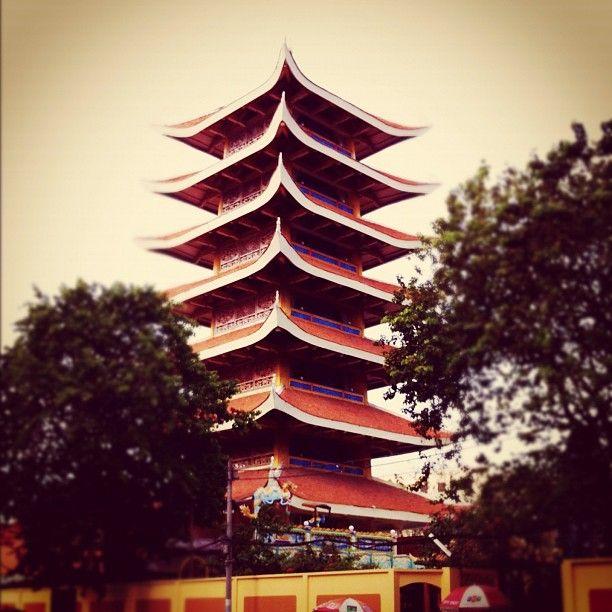 Chùa Giác Lâm (Giac Lam Pagoda) in Hồ Chí Minh