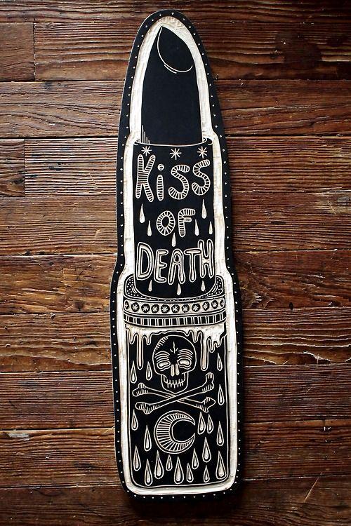 Kiss of Death by Bryn Perrott
