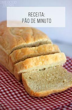 Um pão que não leva nem 40 minutos pra preparar? Vem aprender a fazer o nosso Pão de Minuto! // Receitas de pratos salgados, rápidos e fáceis! :-) // palavras-chave: receita, passo a passo, tutorial, gastronomia, cozinha, receita, sanduíche, pão, pão de minuto, café da manhã, vegetariano,                                                                                                                                                                                 Mais