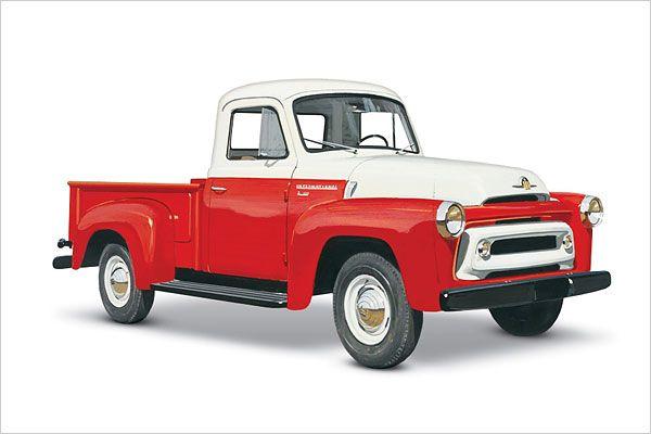 1955 international pickup | Vehicles by International Harvester