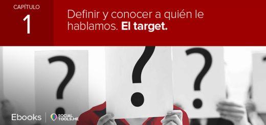 Definir y conocer a quién le hablamos. El target: http://promo.st/1tJcYAH