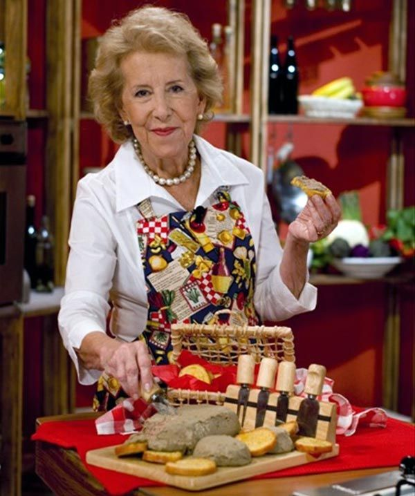 Cocineras argentinas de exito