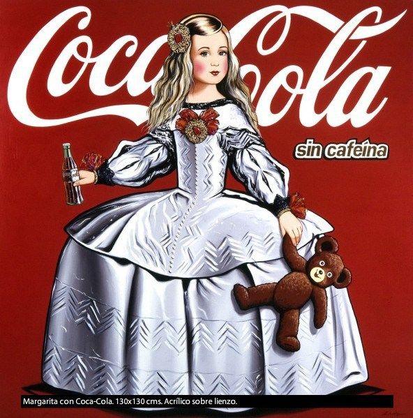 Antonio de Felipe. Margarita con Coca Cola
