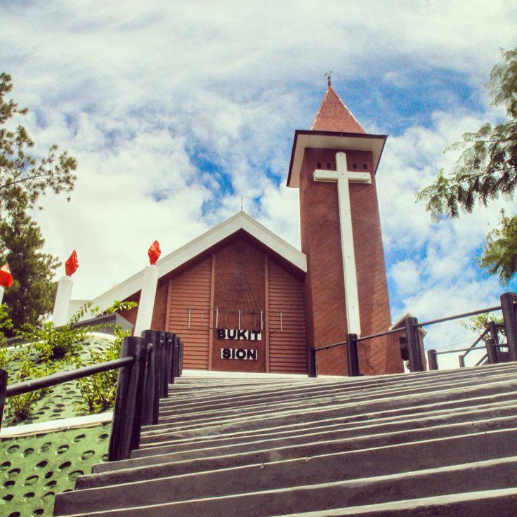 Cruch in Tana Toraja
