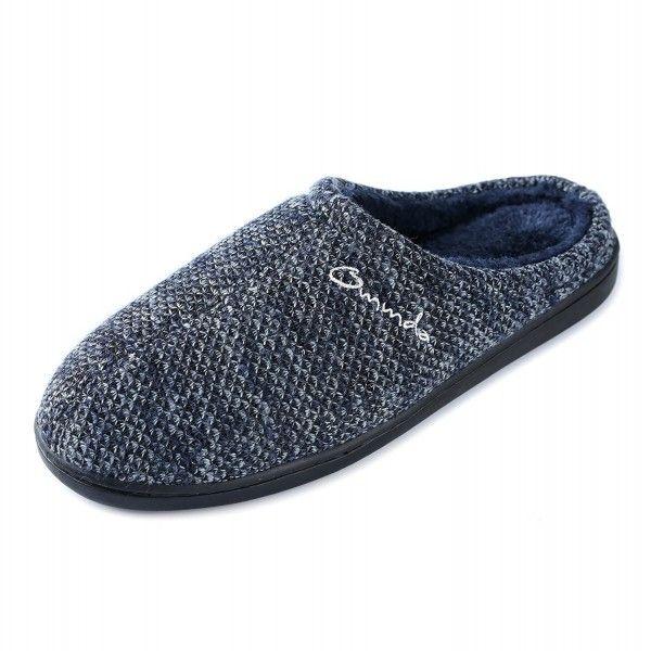 Men's Plush Slippers Winter Slippers