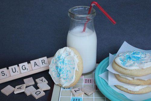 The Best Homemade Sugar Cookies