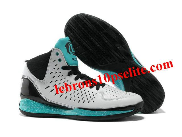 More and More Cheap Shoes Sale Online,Welcome To Buy New Shoes 2013 Adidas  AdiZero Rose Miadidas White Black Hyper Green Rose Brand [Adidas Basketball  Shoes ...