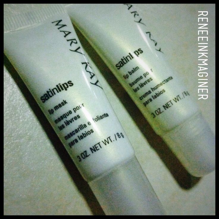 mary kay satin lip balm & lip mask. see these beauties work their magic on your lips & be amazed with the results!