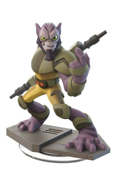 Star Wars Rebels Characters Coming to Disney Infinity 3.0 - MakingStarWars.net