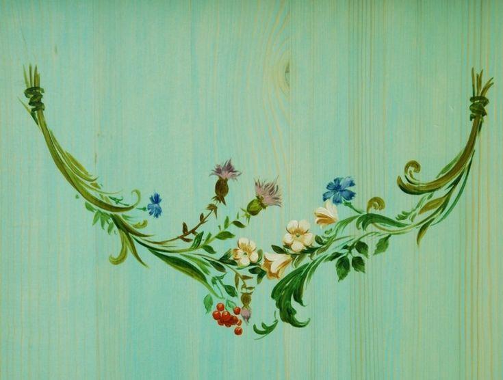 Çiçek süsleme. Buttercups. Denis Nikonov. VU. Rus Servis Online Diaries - LiveInternet tartışması