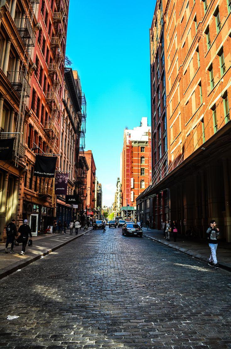 Nowy Jork Soho. Foto: Marek Rygielski