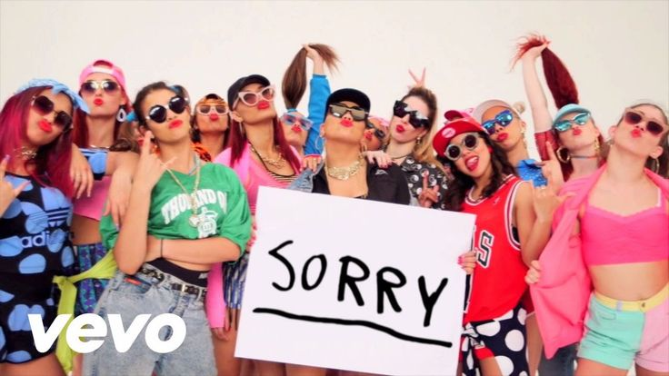 "Justin Bieber - Sorry (PURPOSE : The Movement)| [""If every single person involve in a problematic issue will see their part it will make things much easier.  You will take the problem as a challenge to grow from it."" Jndy"
