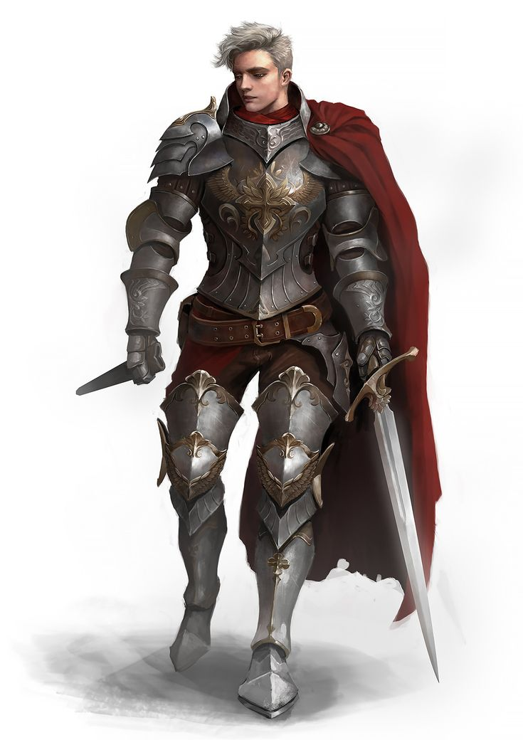 ArtStation - Knight, Seok-Jae Jang