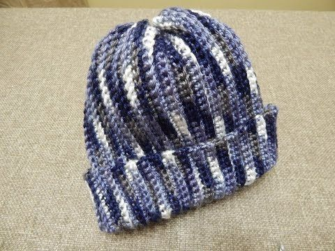 Gorra Crochet para Niño Niña Mujer u Hombre facil, My Crafts and DIY Projects