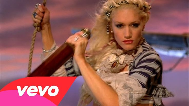 Gwen Stefani - Rich Girl ft. Eve reminds me of catherine howard