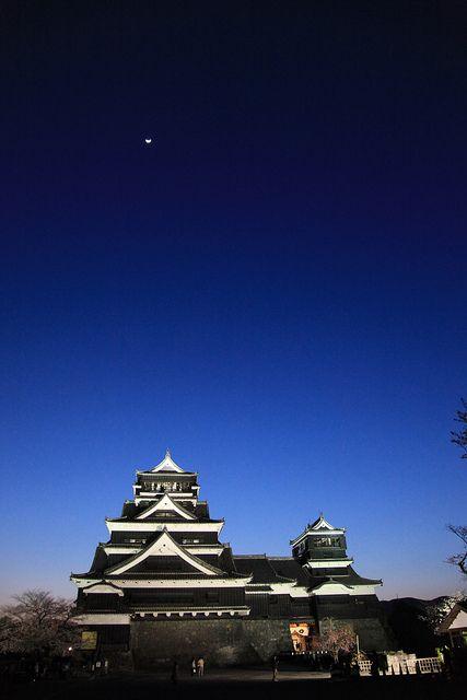 #Kumamoto Castle, Japan 熊本城