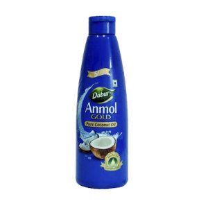 Фото - Натуральное кокосовое масло Dabur Anmol Pure Coconut Oil, 175 мл.