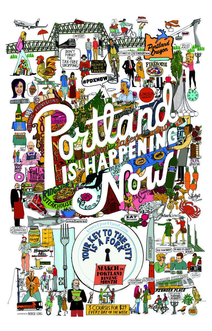 Travel Portland | PORTLAND IS HAPPENING NOW | Wieden+Kennedy