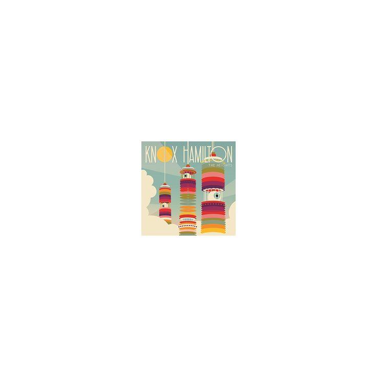 Knox Hamilton - Heights (Vinyl)