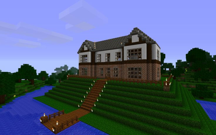 minecraft homes   Aesthetically Pleasing Homes/Buildings REVAMP - Minecraft Forum - Page ...
