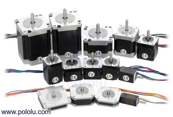 17 Best Ideas About Stepper Motor Arduino On Pinterest