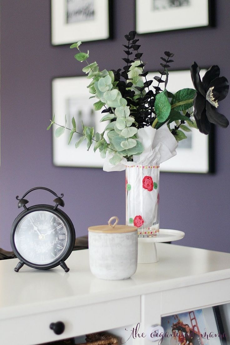 Best 25 glass flower vases ideas on pinterest decorating vases how to create an anthropology copy cat glass flower vase reviewsmspy