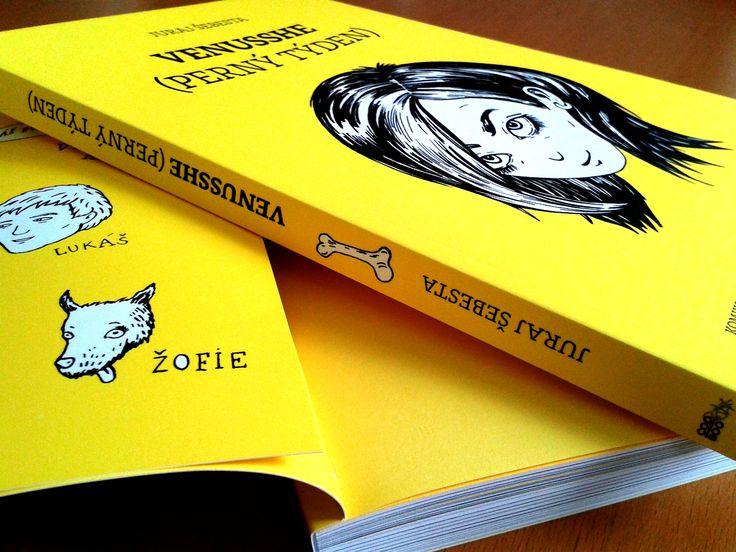 Venusshe se chystá na Perný týden! http://www.cooboo.cz/doporucujeme/venusshe-a-jeji-perny-tyden