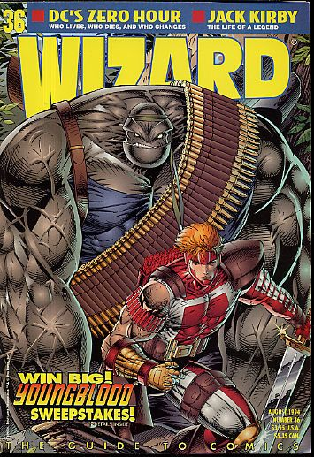 Youngblood Wizard cover