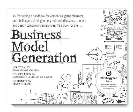 Business Model Generation #bmgen - Kablages