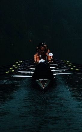Rowing - so majestic
