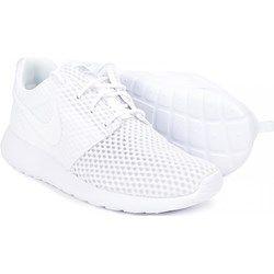 Nike Roshe One White/White-grey wolf