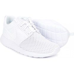 Nike Roshe One White/White-grey wolf