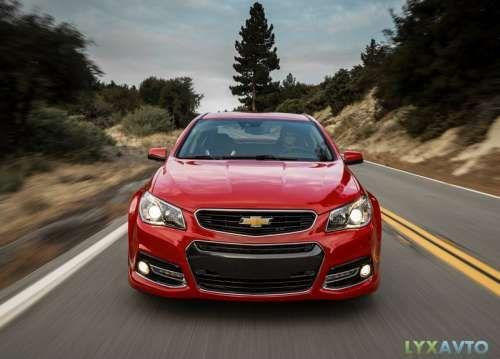 Chevrolet SS 2015 - хочет быть лидером. Компания Дженерал Моторс во время проведения гоночных соревнований на трассе Дайтона презентовали свой новый автомобиль, выпущенный под брендом Шевроле. Новая машина Chevrolet Camaro SS 2014-2015 года представлена в виде премиального седана �