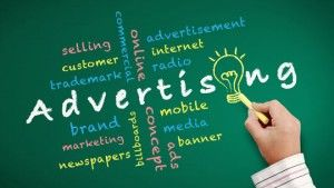 Advertising business very profitable if run with serious