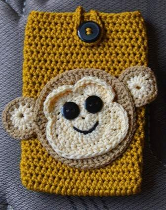 Monkey Phone Case