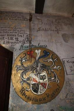 k-10 / Impressionen aus dem historischen Karzer / UNIversum - op-marburg.de / Oberhessische Presse / Zeitung für Marburg - Biedenkopf