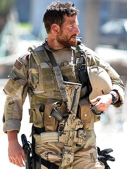 That's Intense! How Bradley Cooper Got Really Ripped for New Role http://www.people.com/article/bradley-cooper-american-sniper-chris-kyle-workout-ripped-training