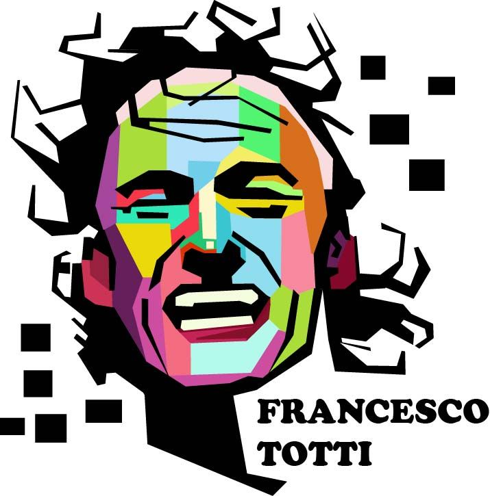#francesco #totti #wpap @AS ROMA OFFICIAL