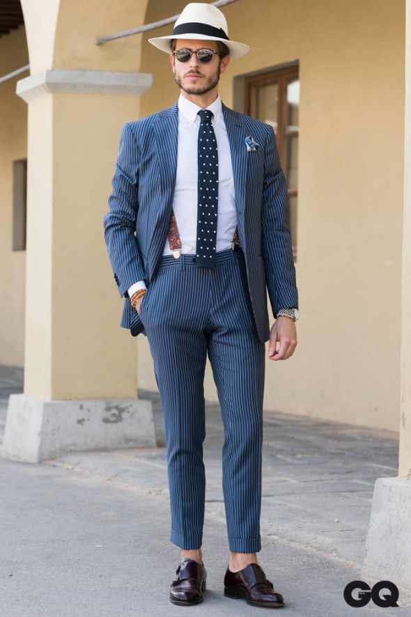 Best #StreetStyle @ Pitti Uomo 88: EPOS on GQ Italy with Marco Taddei (Simply Mr.T)